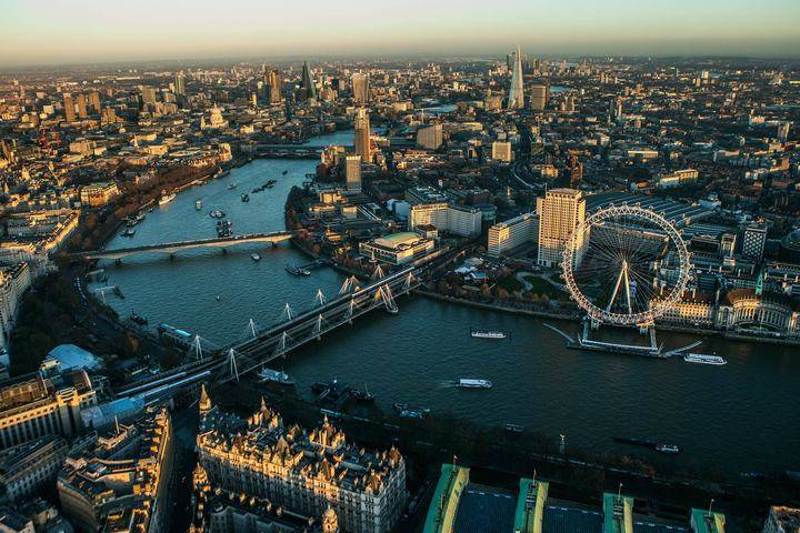 仲量联行:英国脱欧后,中国投资者对伦敦房产热情不减