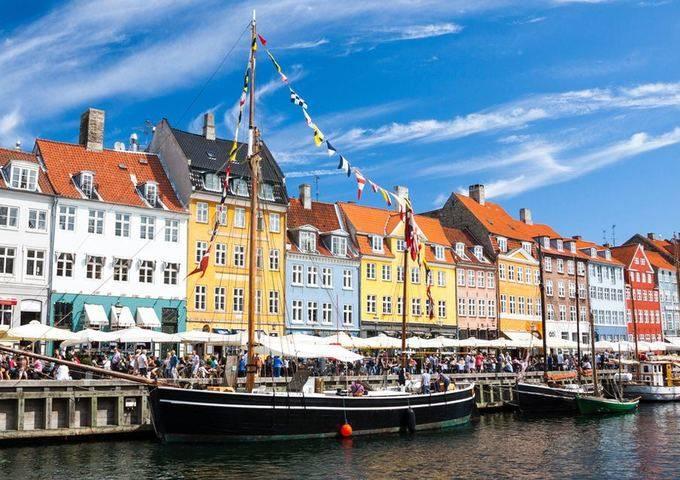 """丹麦驻华大使馆:很多人来咨询有没有""""生蚝签证"""""""