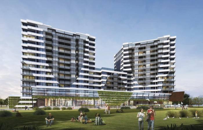 澳大利亚悉尼-卡希尔花园公寓