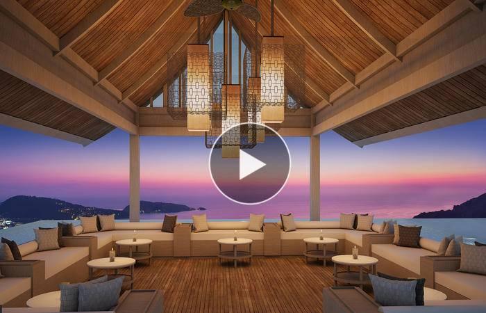 泰国普吉-阿里斯托芭东海滩公寓