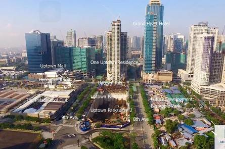 Manila·UPTOWN PARKSUITES TOWER 2