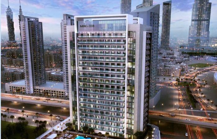 阿联酋迪拜-迪拜中心商务区MAG 318