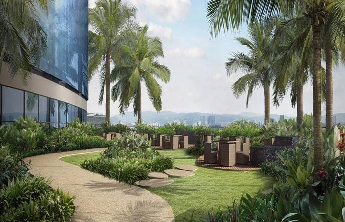 马来西亚吉隆坡-豪景园