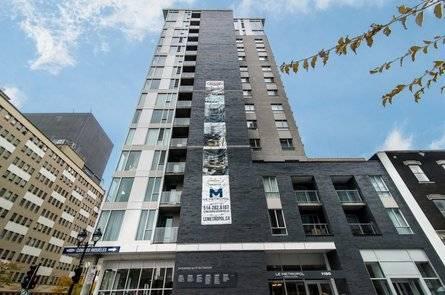 蒙特利尔·【市中心】大都市时尚城市公寓Metropol