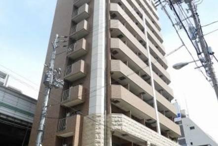 大阪市·中央区 1室1卫 高回报永久产权公寓