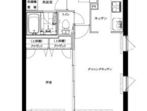 日本东京市-墨田区石原2丁目 永久产权公寓