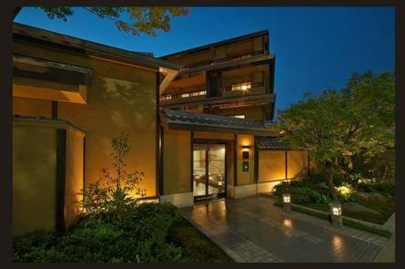 京都市·奢华新筑和风公寓