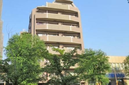 东京市·东京都杉並区 1室1厅1卫 精装修高级公寓