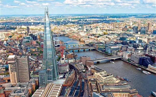 全球房产投资前景伦敦排第二 中国城市大幅下滑