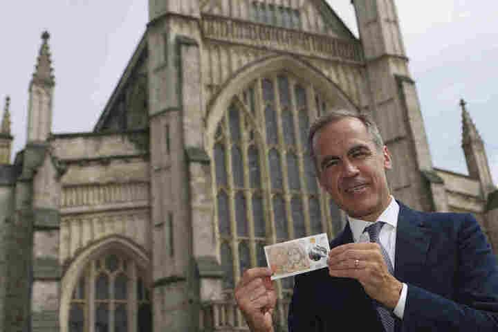 英国央行公布新版10英镑钞票 人物竟然是位英国著名女作家