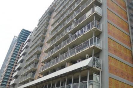 东京市·中央区  月岛公寓