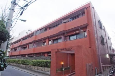 东京市·渋谷区  本町公寓