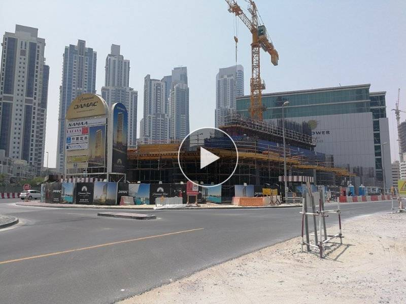 阿联酋迪拜-派拉蒙高端公寓酒店
