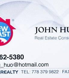John Huo,加拿大