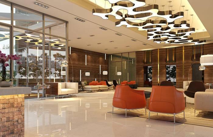 泰国芭提雅-城市花园摩天大厦