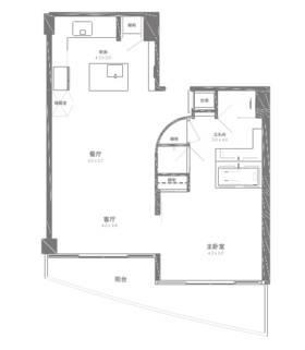 美国劳德代尔堡-劳德代尔堡W酒店公寓