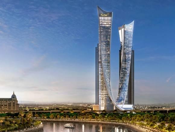 AYKON CITY 迪拜达马克运河城