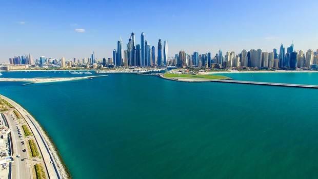 迪拜房地产