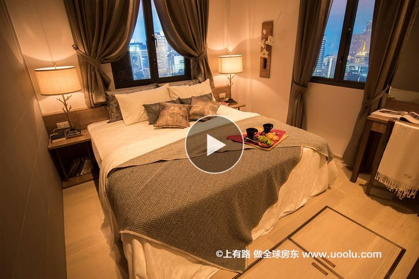 泰国曼谷-通罗日式和风公寓