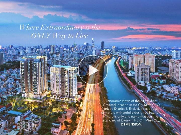 越南胡志明市-D1mension