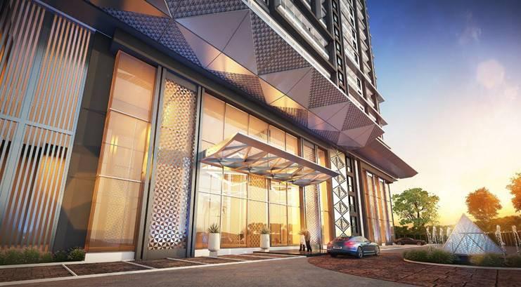 芭提雅买房Millennium千禧大厦