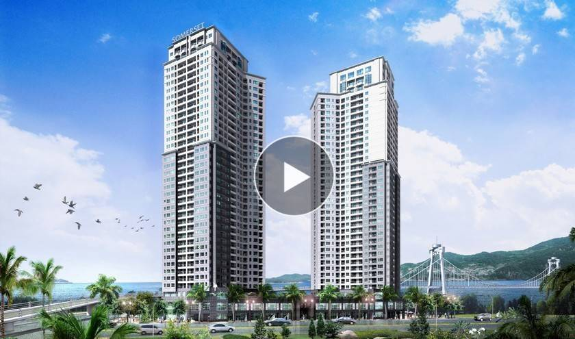 越南峴港-Blooming Tower
