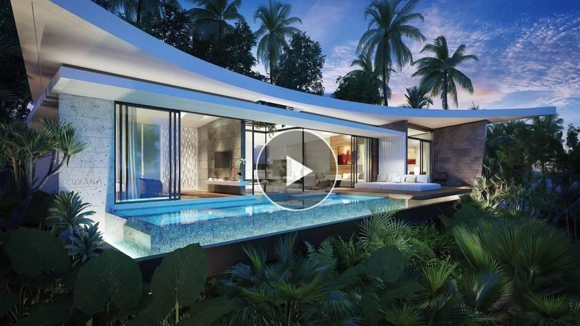 泰國蘇梅島-Luxana Villas