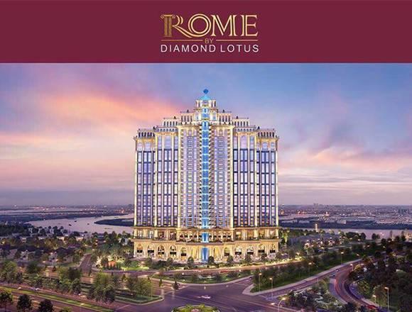罗马钻石莲花公寓