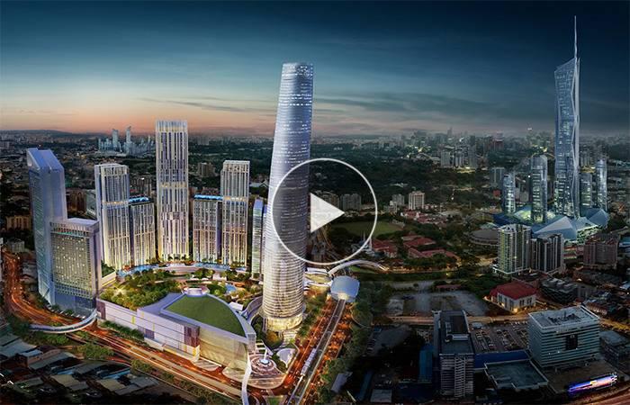马来西亚吉隆坡-Lucentia Residences @ BBCC