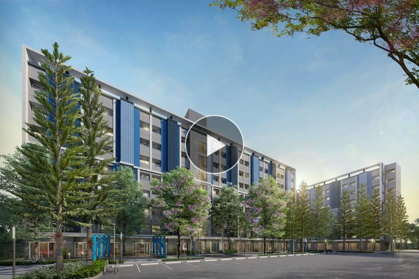 ThailandBangkok-Yu Rui Boutique Apartment
