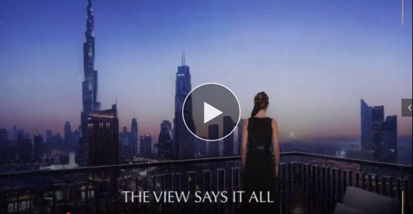 阿联酋迪拜-伊玛尔观景市中心二期 Downtown Views Ⅱ
