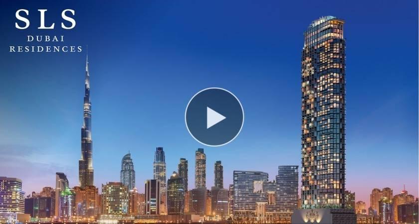 阿联酋迪拜-SLS 美国现代酒店公寓