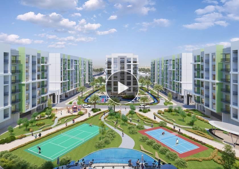阿联酋迪拜-奥利维兹国际公寓
