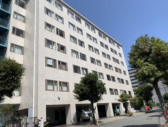 「大阪投资公寓」新大阪ビジネス第2ニッケンマンション