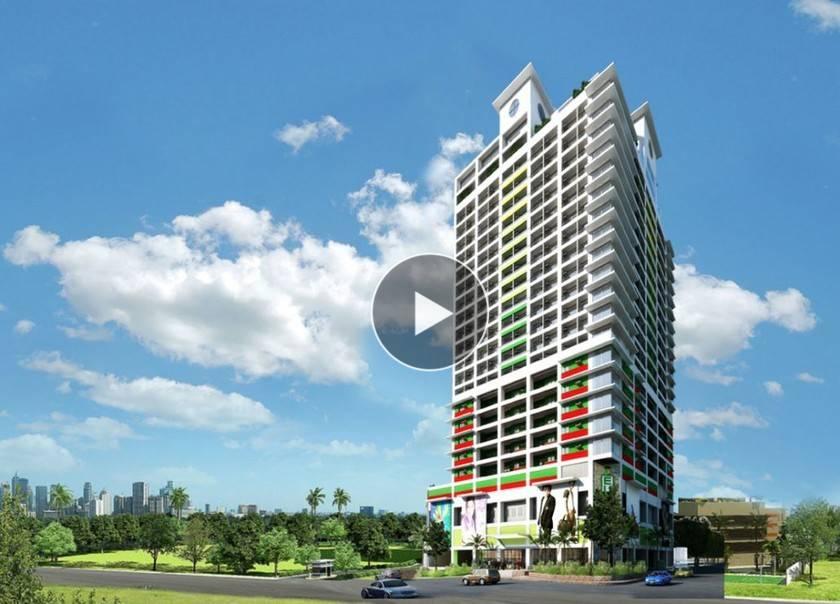 菲律宾奎松-米兰轻轨公寓