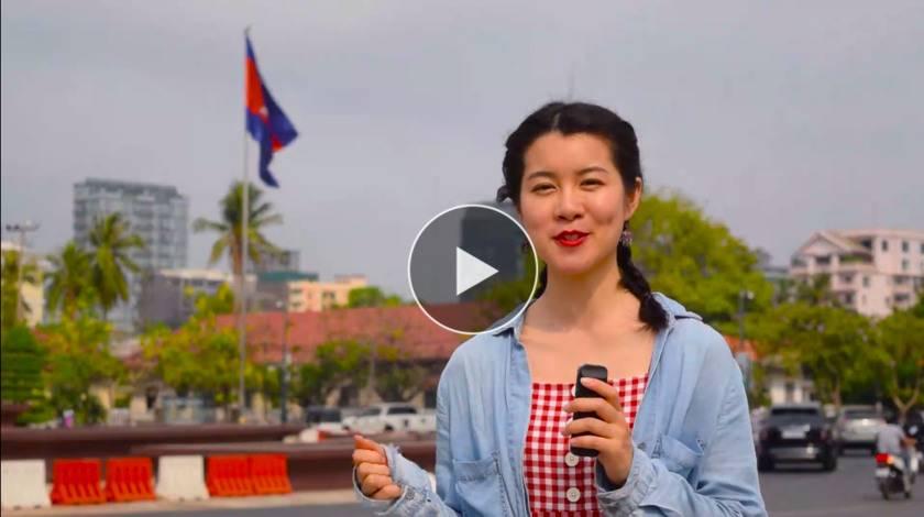 柬埔寨金边-金边中心城
