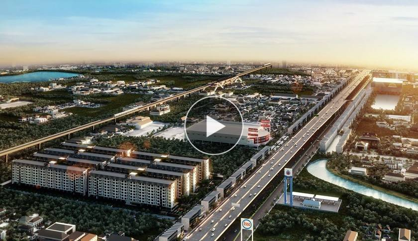 泰国曼谷-Plum Condo Phaholyothin 89