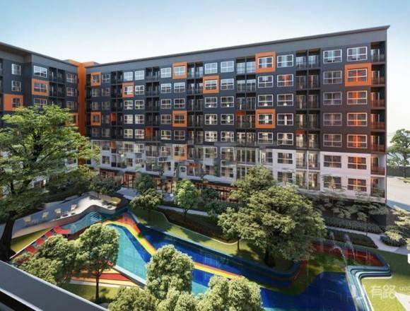 曼谷大学城学生公寓三期