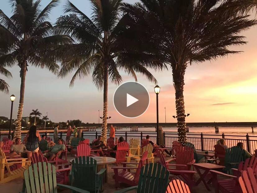 アメリカ合衆国北港-The Florida project